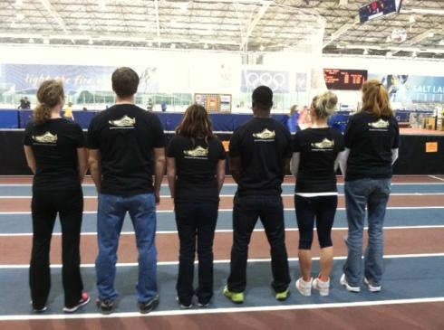 GoldenSprint Challenge 2013 volunteers